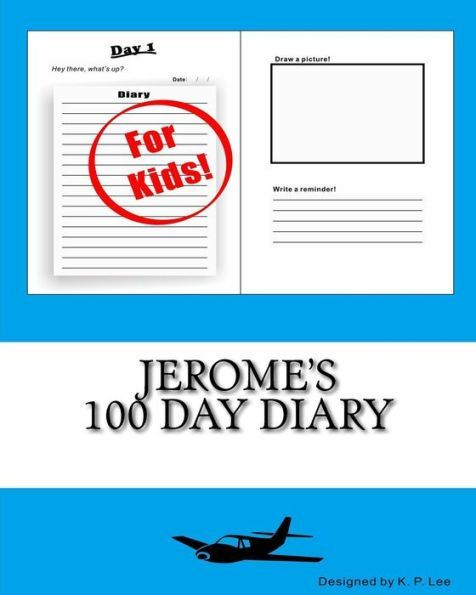 Jerome's 100 Day Diary