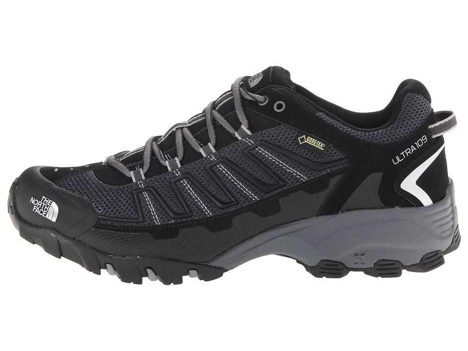 16b13aa85b The North Face Ultra 109 GTX(r) Men's Shoes TNF Black/Dark Shadow Grey