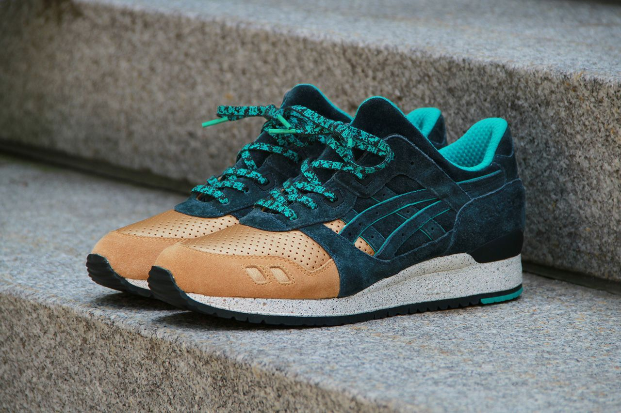 "A Closer Look at the Concepts x ASICS Gel Lyte III ""Three"