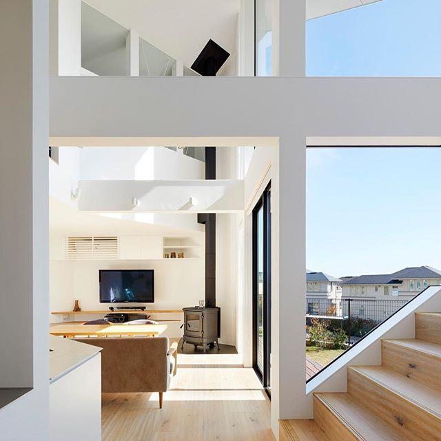 箕面の家3のldkです 建築家 建築 マイホーム 住宅 新築 マイホーム