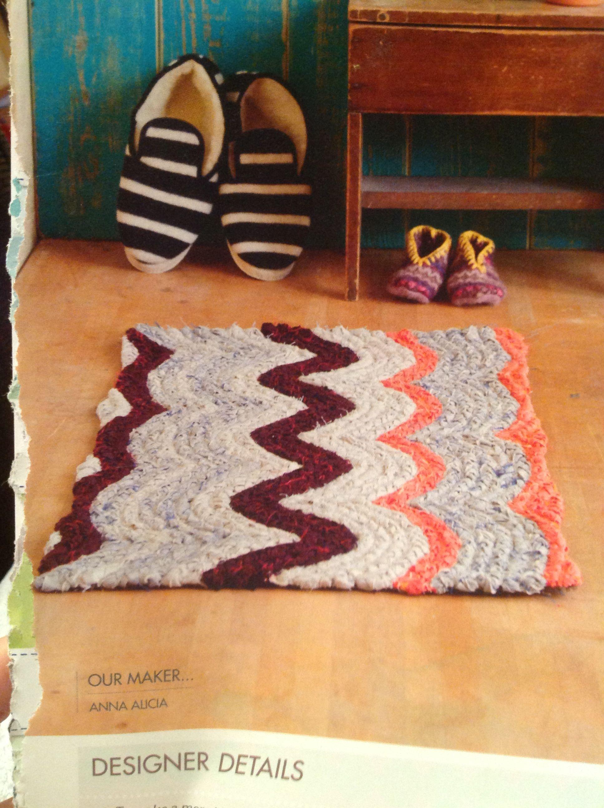 Plait rug | Homemaker