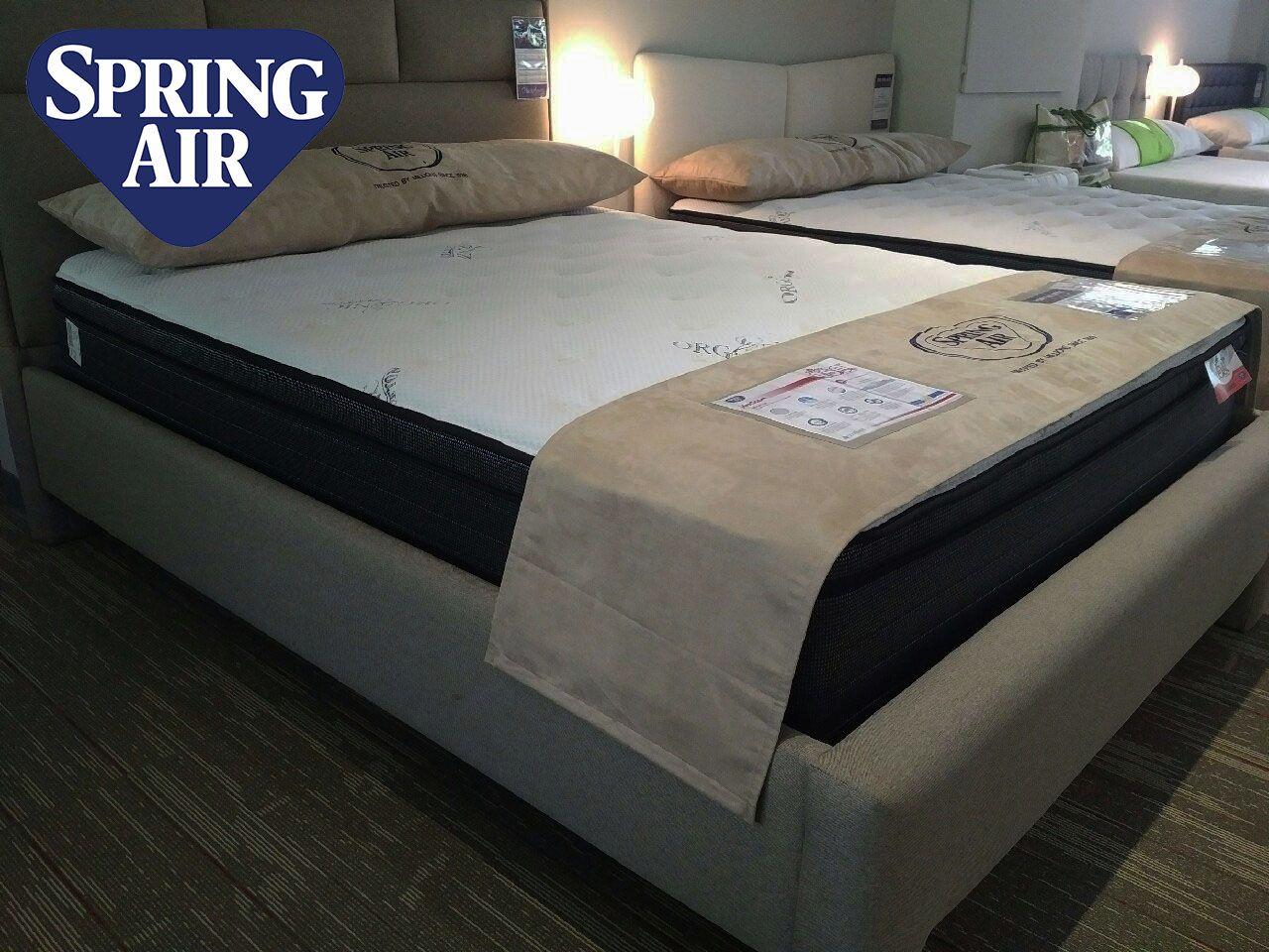 Spring Air Beauty Spring air mattress, Air mattress