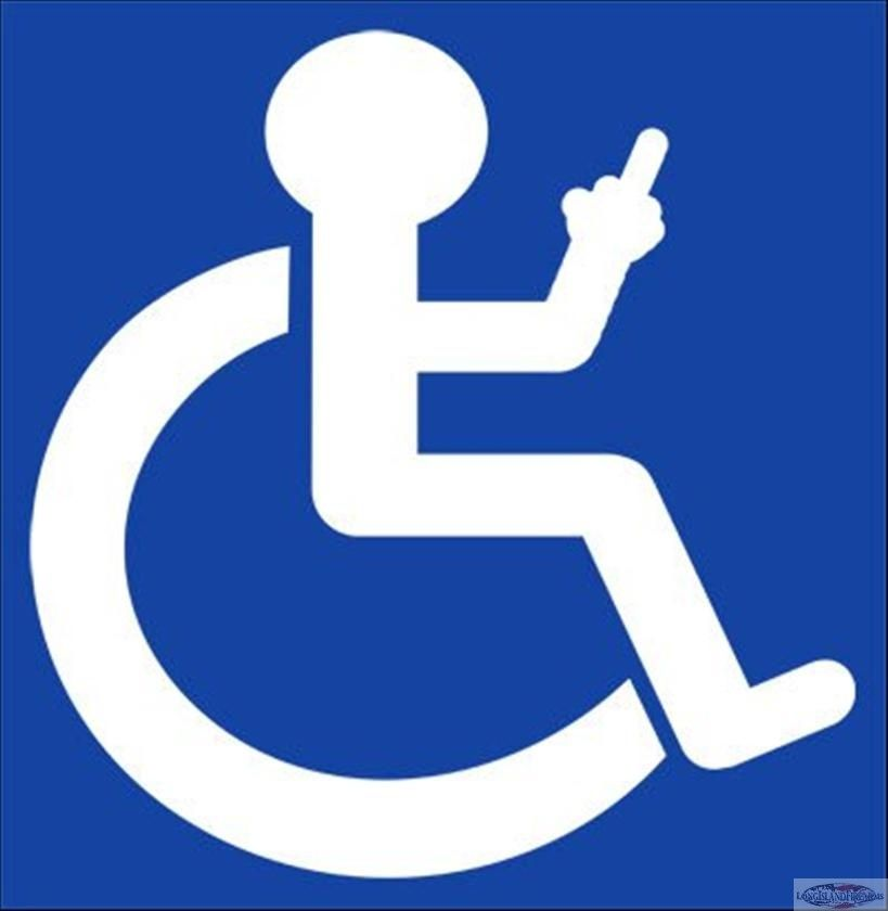 Handicap Sign Google Search Funny Wheelchair Wheelchair Wheelchair Quotes