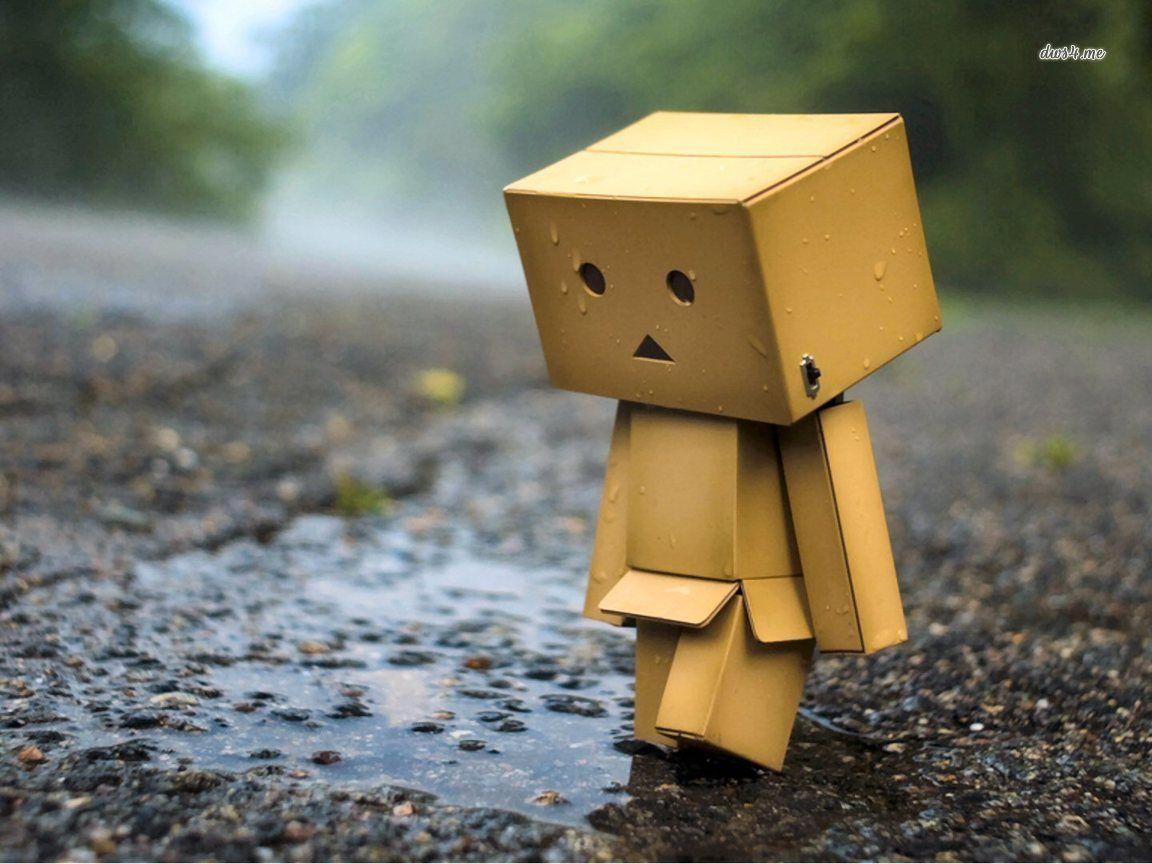 sad boxman