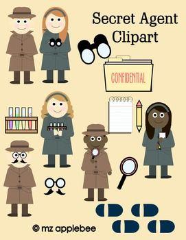 Clipart - Agentes que Levam a palavra de Deus