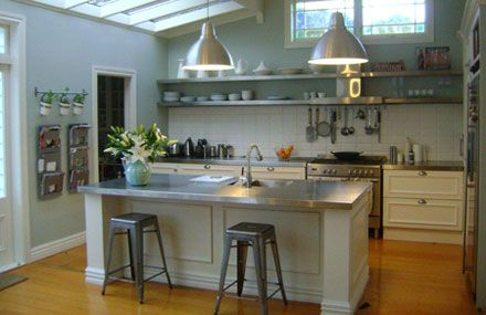 Fine Points To Contemplate Before Buying Steel Kitchen Benches