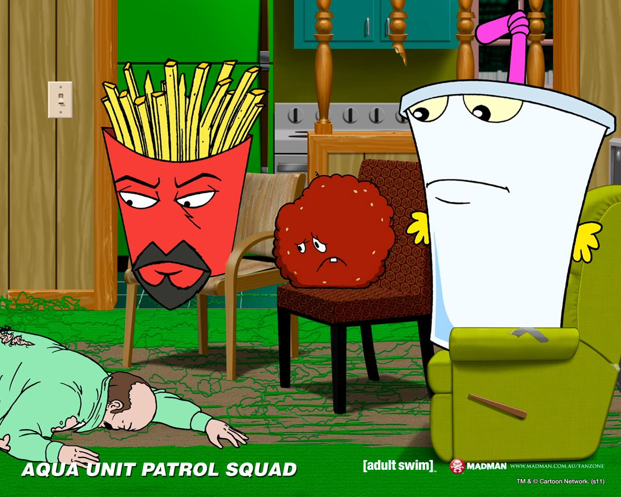 Which aqua teen hunger force character are you quiz