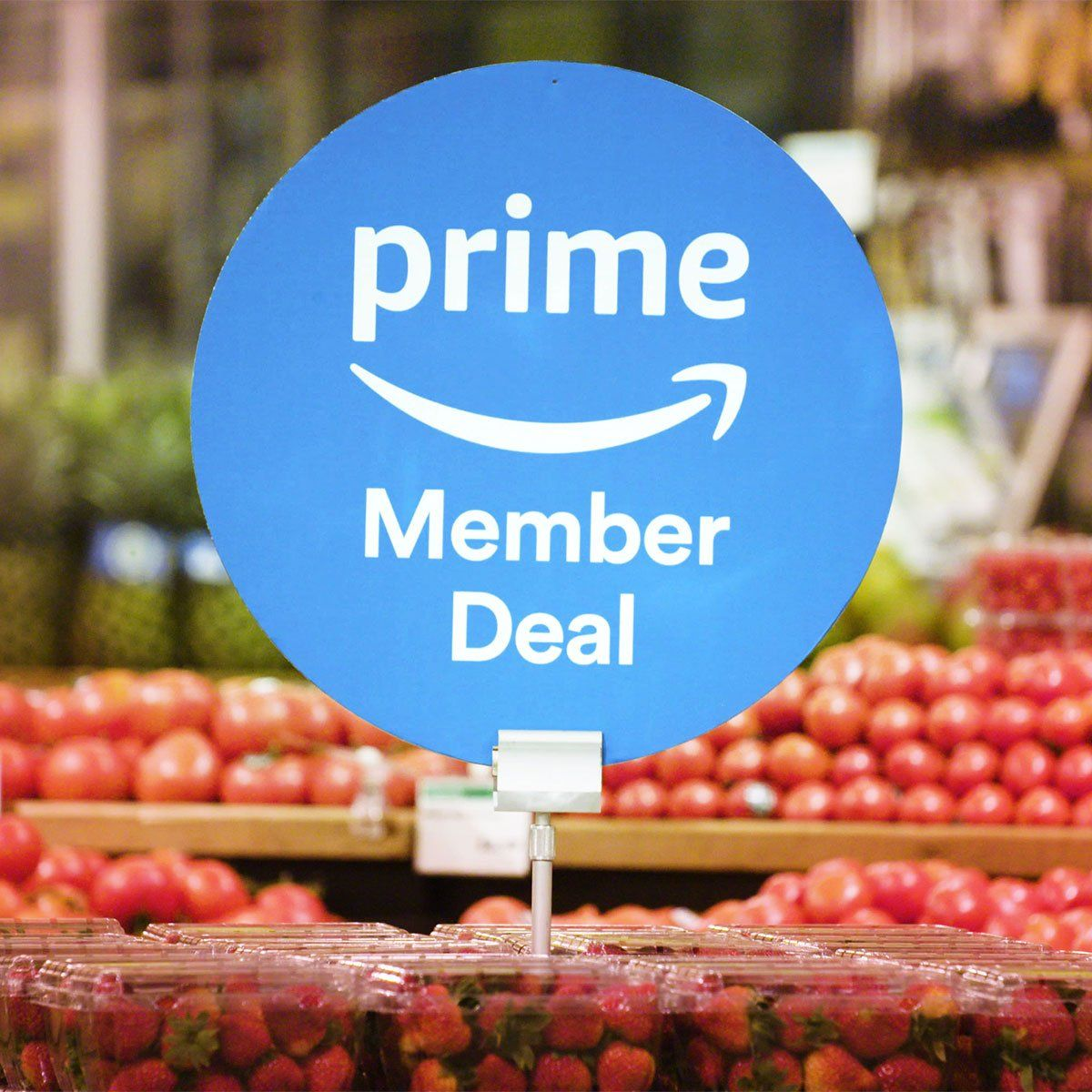 New Benefit For Prime Members At Whole Foods Market Whole Food Recipes Whole Foods Market Food