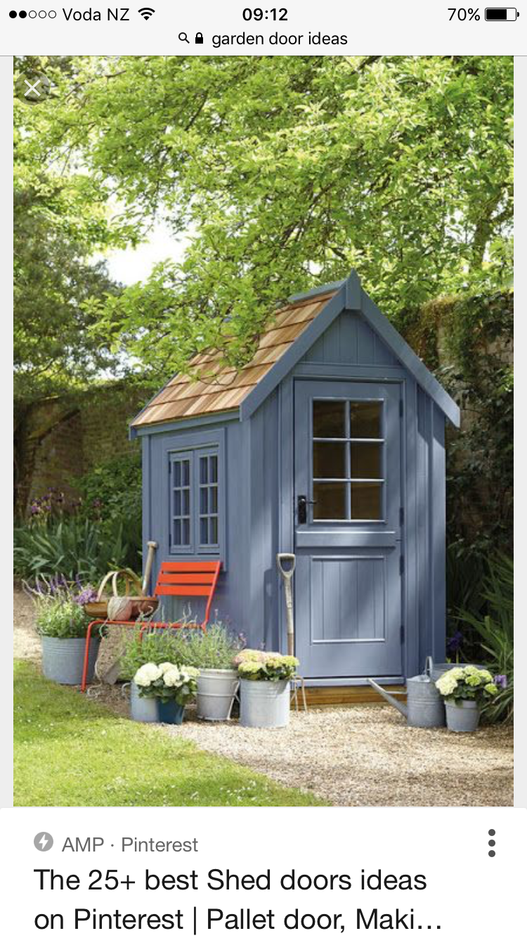 Pin By De On To Be Categorised Shed Design Posh Sheds Building A Shed