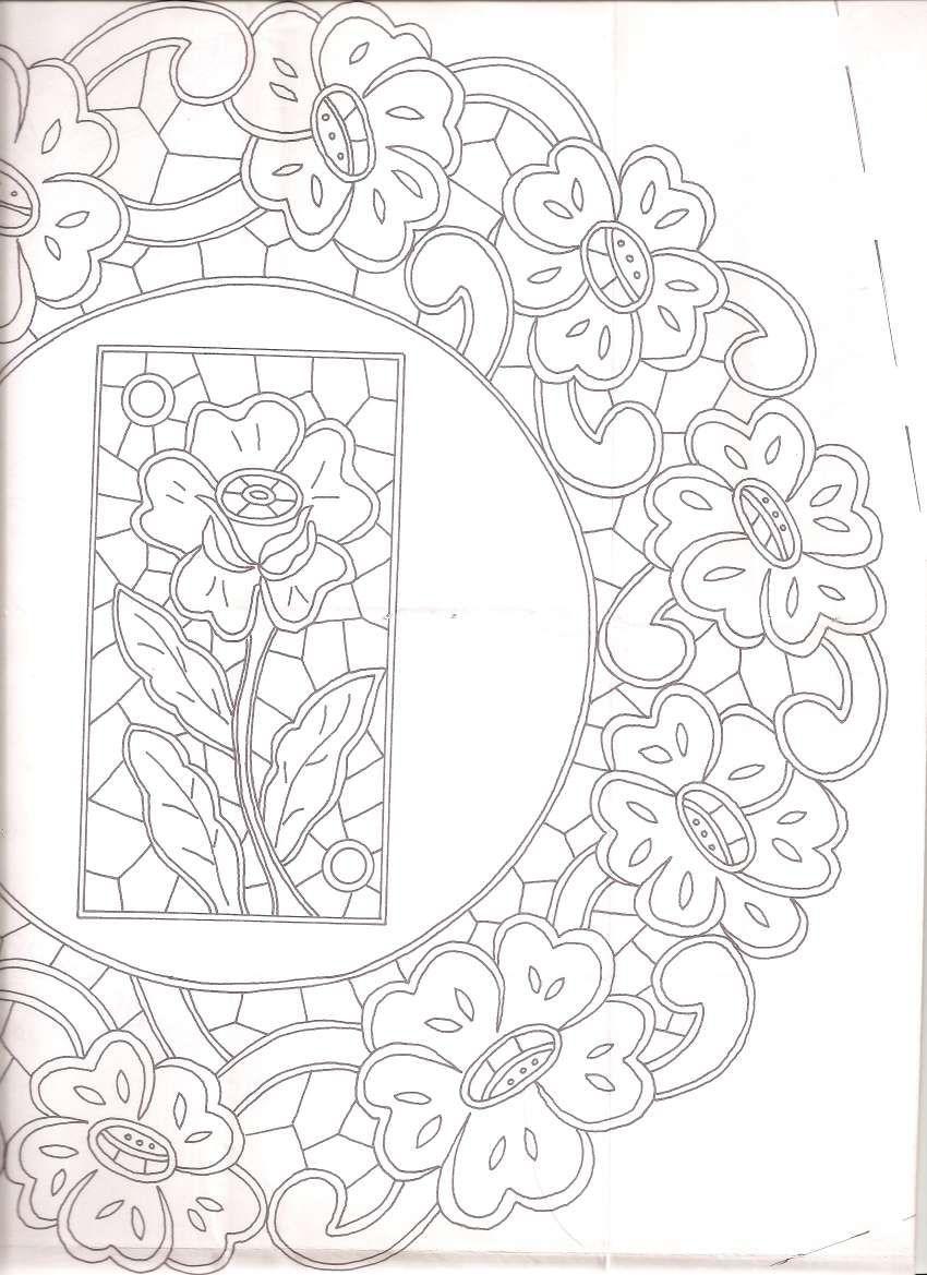 Pin by Mabel Fernandez on patrones de bordado | Bordado, Dibujos ...