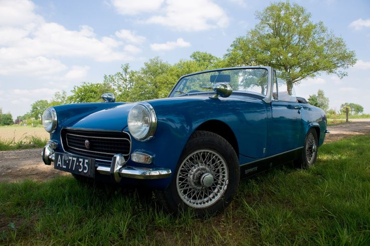 Beautiful and Buy mg midget car test Shes