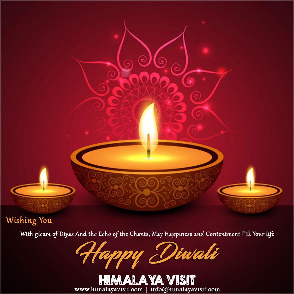 Happy Diwali Diwali Deepavali Hindufestival Festi Blessing