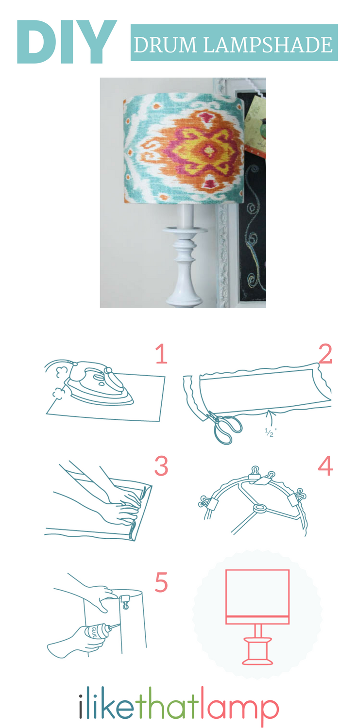 Diy drum lampshades diy lampshade fabrics and lampshades making your own diy lampshade is easy all you need is pressure sensitive styrene keyboard keysfo Image collections