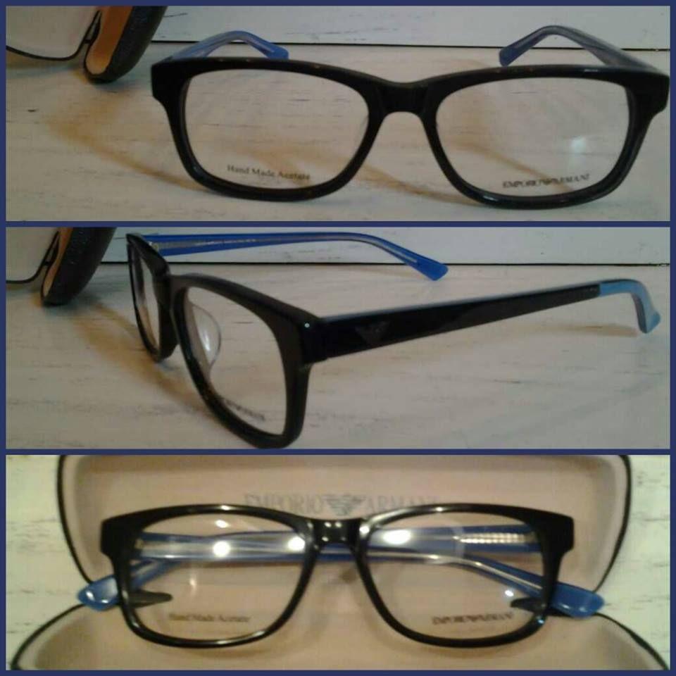 شنبر إمبريو أرماني Emporio Armani يوني هاي فرست كوبي أفضل جودة السعر الرائج 300 ج م سعر إفرست للنظارات 250 ج م Square Sunglass Rectangle Glass Glasses