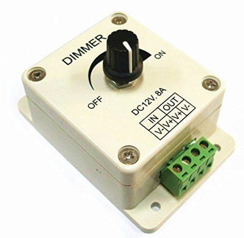 Dc 12v Pwm Led Halogen Light Bulb Dimming Device Lamp Dimmer 12 Volt Power Source Read More Reviews Of The Product By Visiting The L Strip Lighting Led Dimmer Led Panel Light