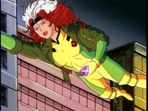 Rogue X Men La Serie Marvel Rogue Rogues Female Comic Characters