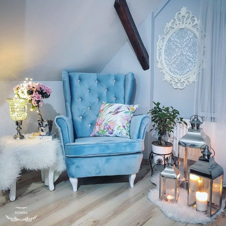 Fotel Uszak Cozy Homedecor Homedesign Interior Spring