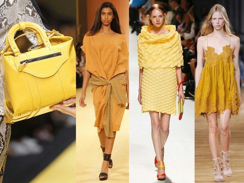 tendance couleur jaune printemps t 2015 tenues t. Black Bedroom Furniture Sets. Home Design Ideas