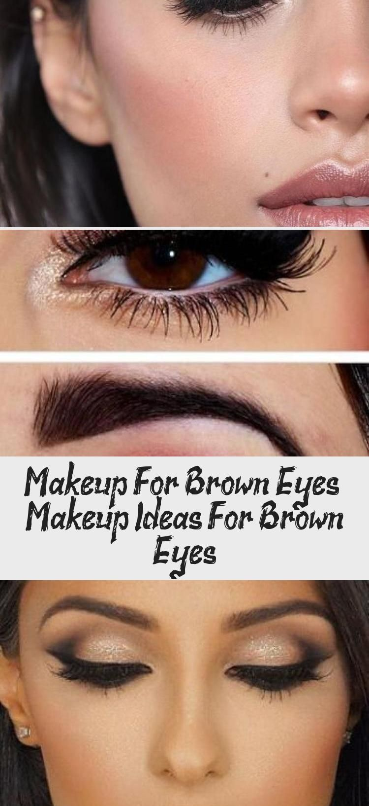 Photo of Makeup for brown eyes Makeup Ideas for Brown Eyes – Eye Makeup – # …
