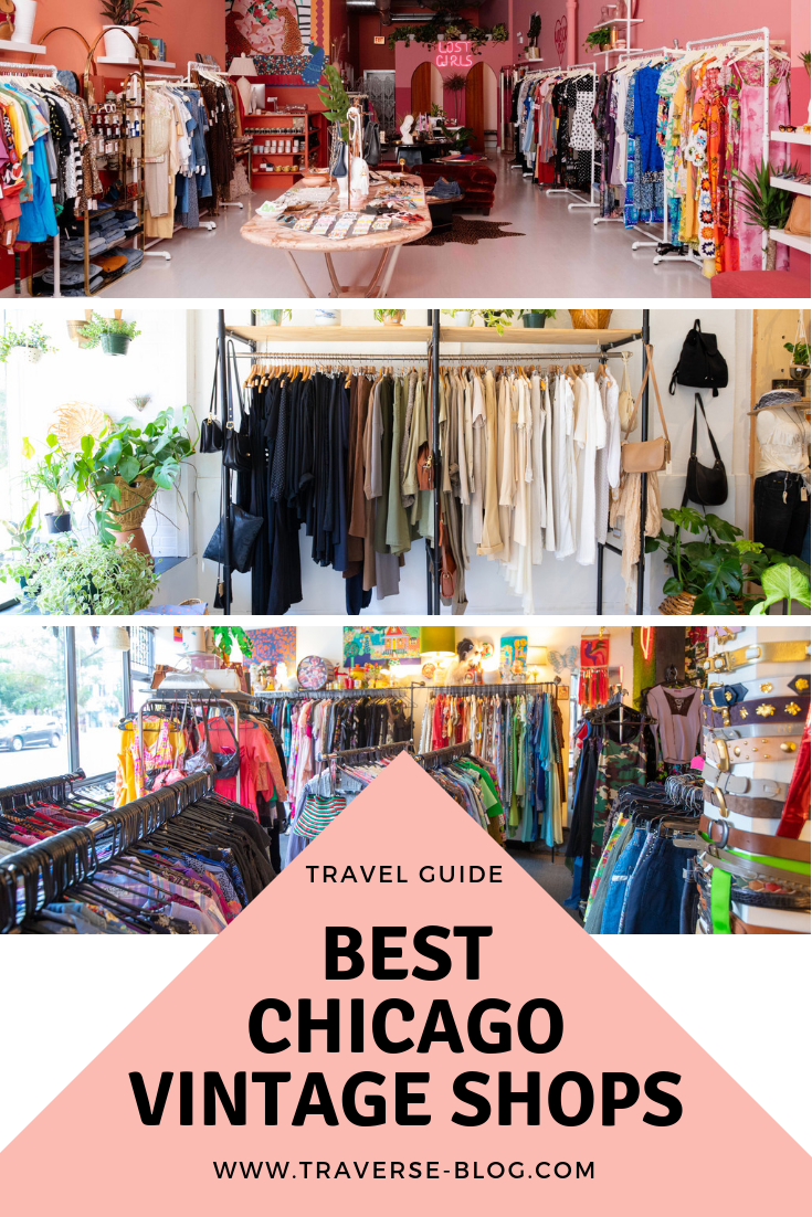 Where To Find The Best Vintage Thrift Clothing Shops In Chicago Vintage Clothing Stores Shopping Outfit Chicago Shopping