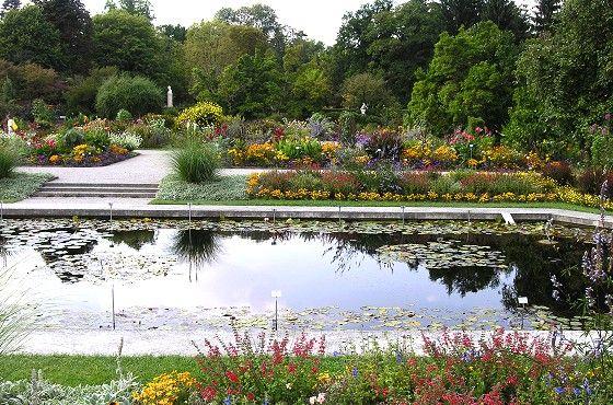 Munich Botanical Garden Garten Munchen Botanischer Garten Munchen Botanischer Garten