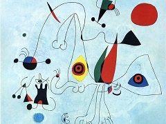 Joan Miro Paintings