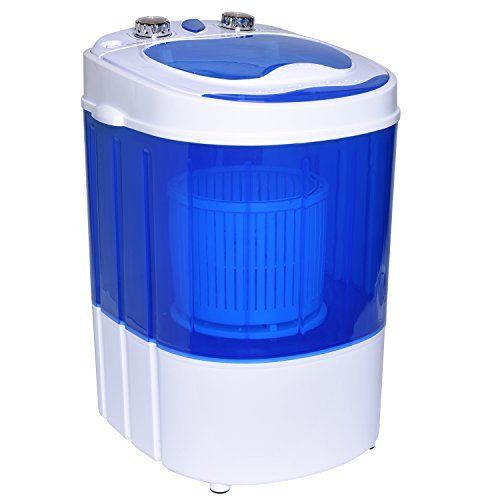 Ivation Mini Portable Washer Spinner Portable Washing Machine
