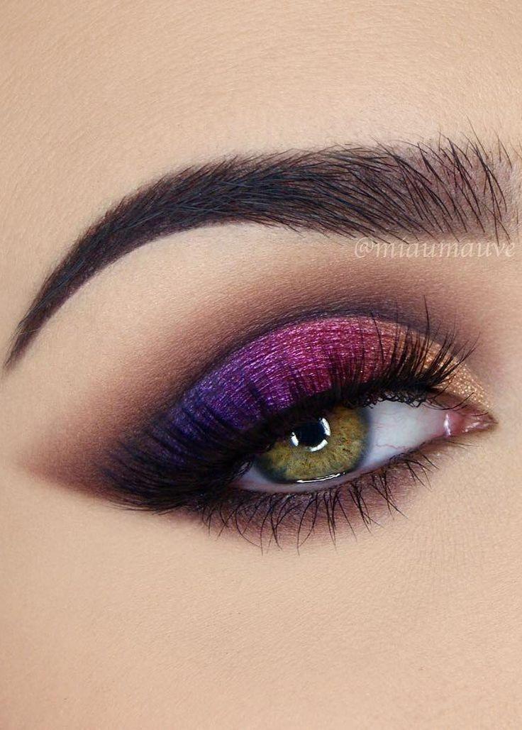 50+ meilleures idées de maquillage Smokey Eye 2019 et tutoriels Smokey Eye pour les débutants... in 2020 | Smokey eye makeup, Smokey eye tutorial, Eye makeup tutorial
