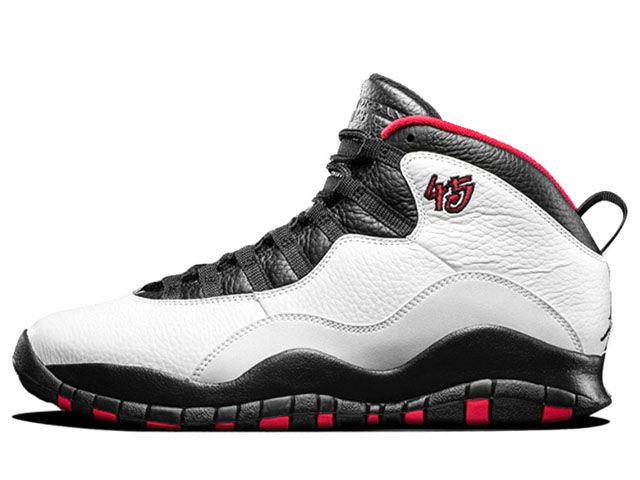 Nike Air Jordan 10 X Retro Chicago 45