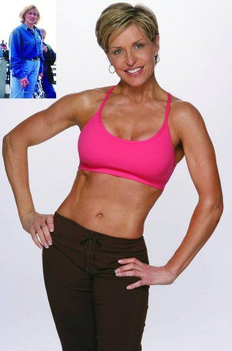 902e255181 I am so inspired by Tosca Reno who got fit AFTER 40!! This is more than a  wish! I am GETTING healthy!