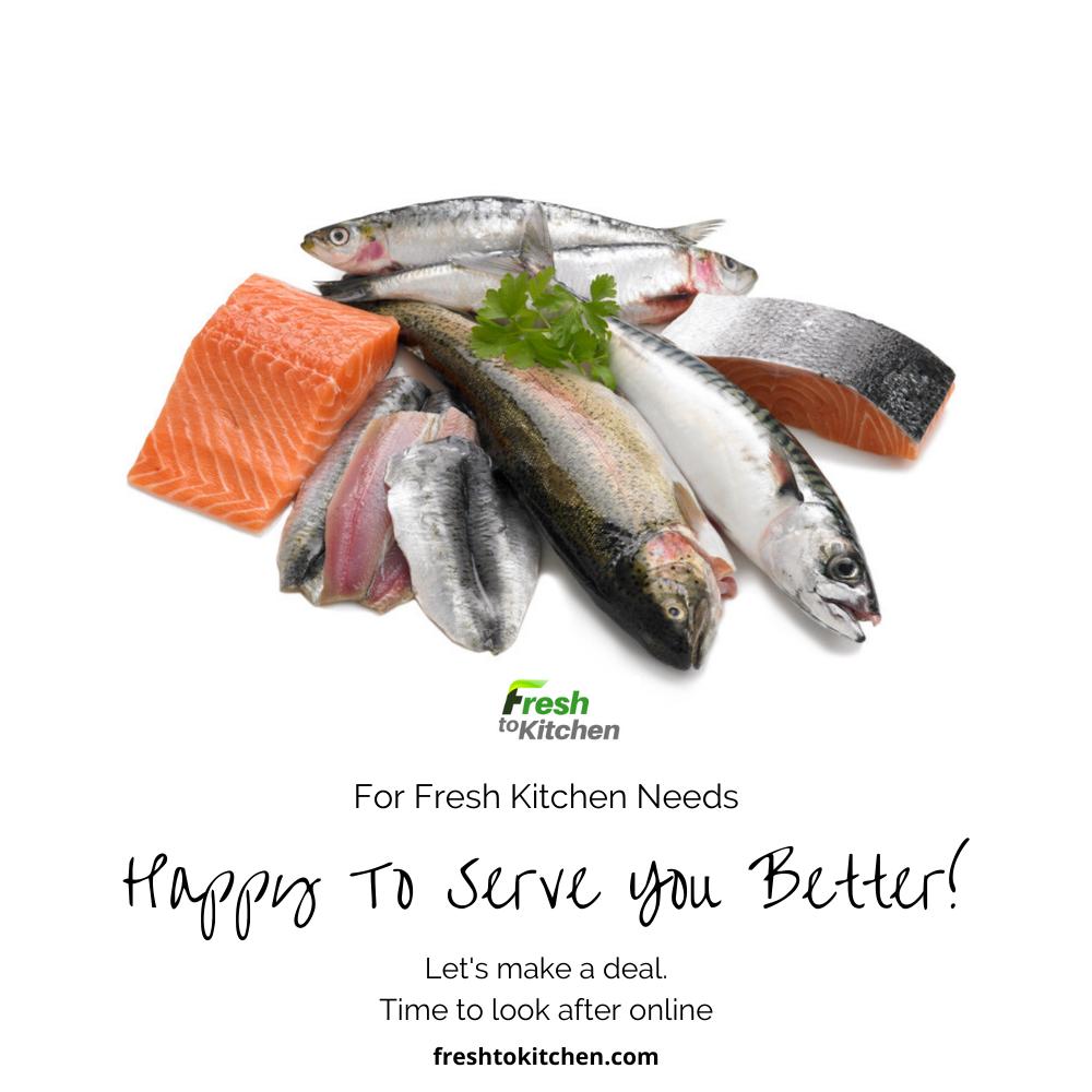 Order Fresh Fish In Kochi Fresh To Kitchen Buy Fish Online Meat Online Stuffed Whole Chicken