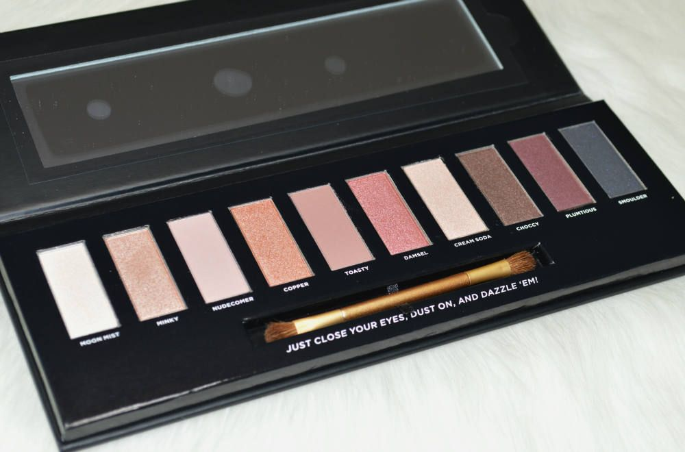 Soap and Glory The Perfect Ten Eyeshadow Palette | More Eyeshadow ...