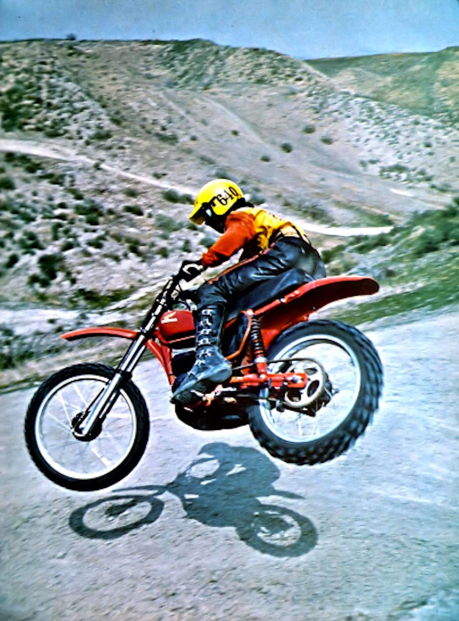 motocross e regolarita d'epoca