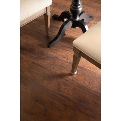 Trafficmaster Farmstead Hickory 12 Mm Thick X 6 06 In