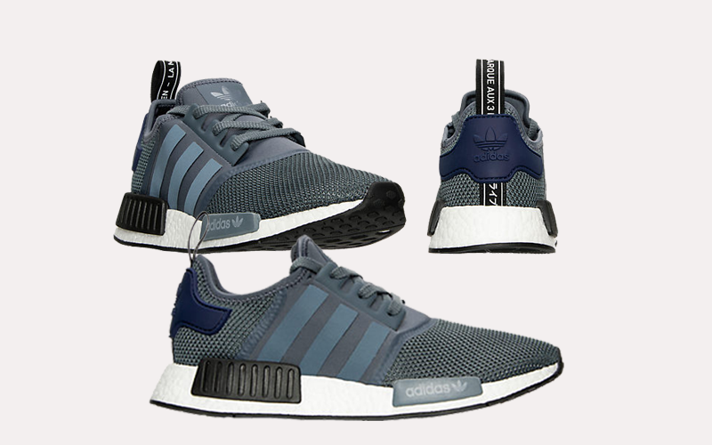 acfa9716e05e adidas NMD R 1 Onyx Grey Black Just days after the release of the OG model