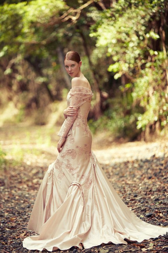 George Wu 2014 Bridal Collection The Light of Eden