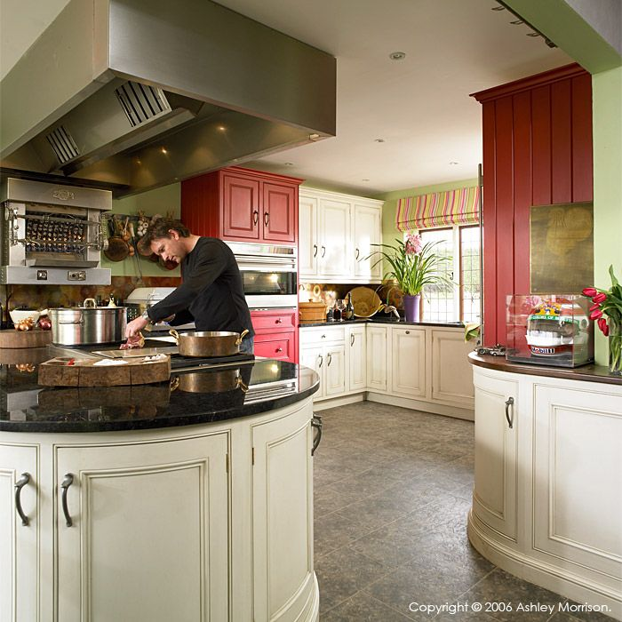 """Red And Green Kitchen: Message Boards - """"Apple Green"""