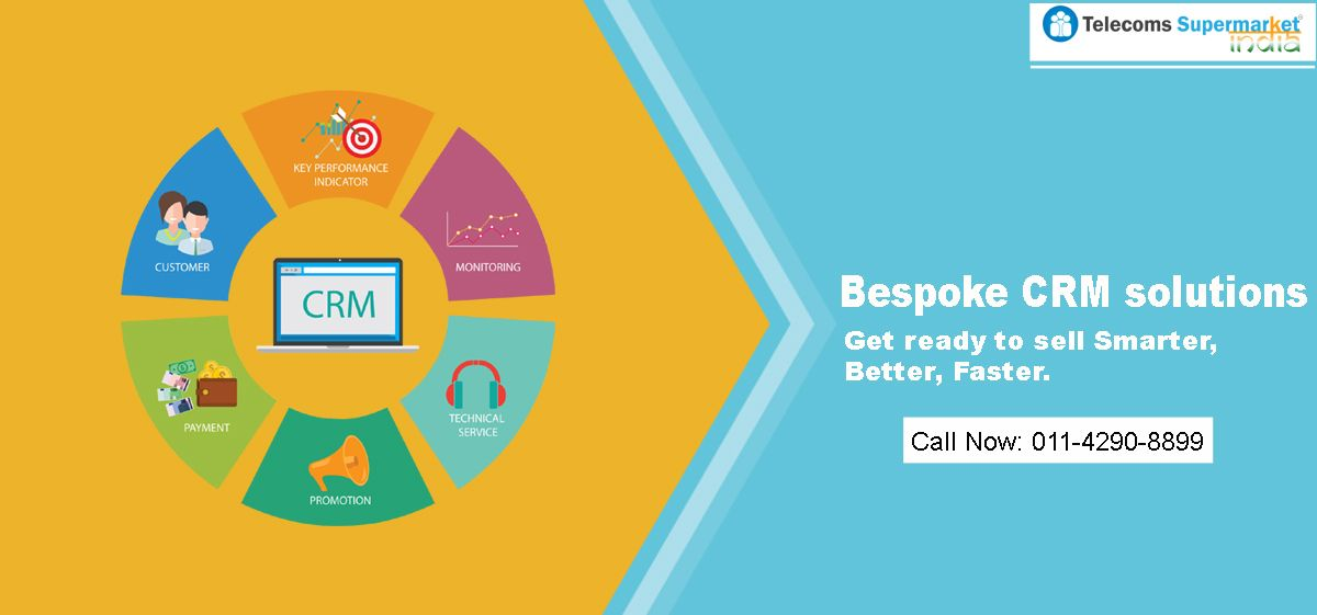 Bespoke CRM Solutions in 2020 | Crm, Mobile plan, Internet ...
