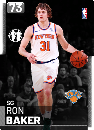 Pin By Parker May On 2k My Team Cards Ron Baker Nba Stars Nba Players