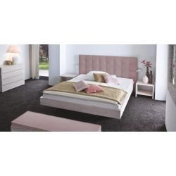 Photo of Futon bed / solid wood bed solid pine walnut A10, incl. Slatted frame – dimensions 140 x