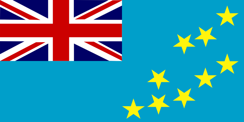 Online Newspapers from Tuvalu Flags of the world, Notary