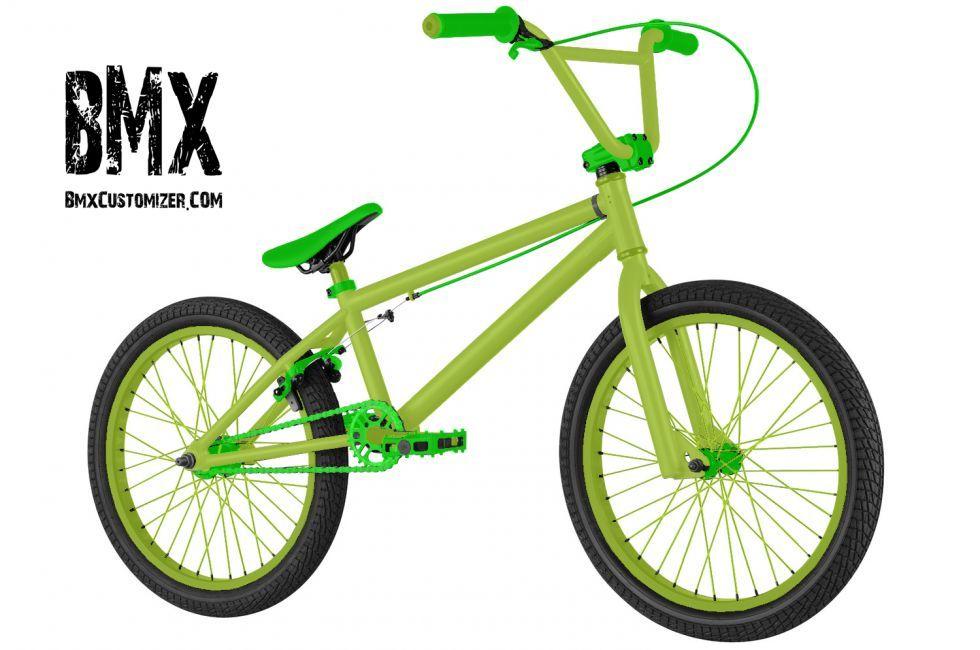 Design Your Own Custom Bmx Bike Bmxcustomizer Com Bmx Bikes