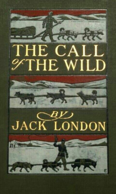 The call of the wild jack london books worth reading pinterest the call of the wild jack london fandeluxe Images