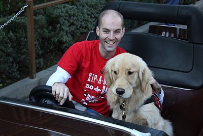 How To Get A Service Dog For Crohn S Disease