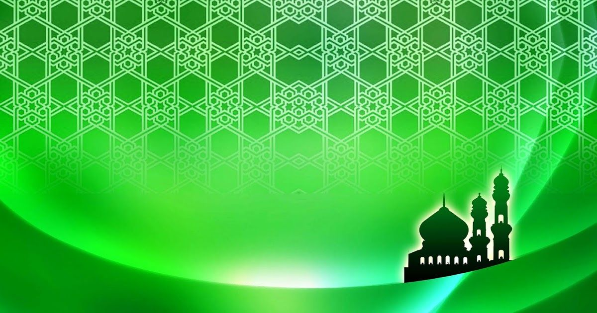 Paling Populer 20 Background Islami Warna Hijau- Download 94 Background  Hijau Putih… | Islamic Background Vector, Graphic Design Background  Templates, Vector Photo