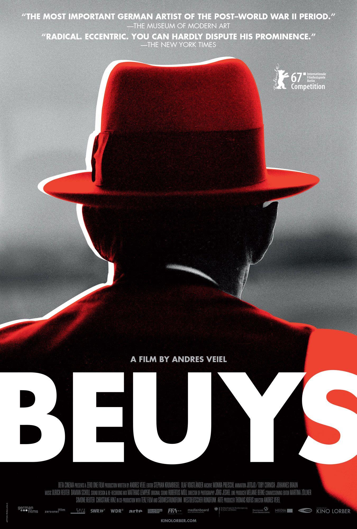 Beuys Film Stream