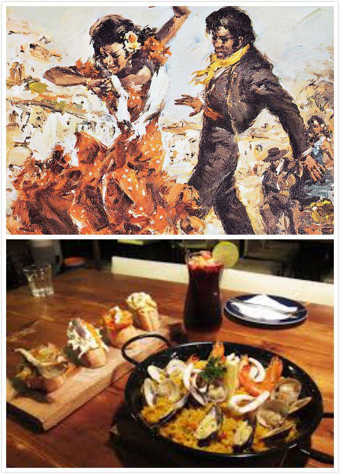 We Like Spain Food Culture Spain Pinterest Spain