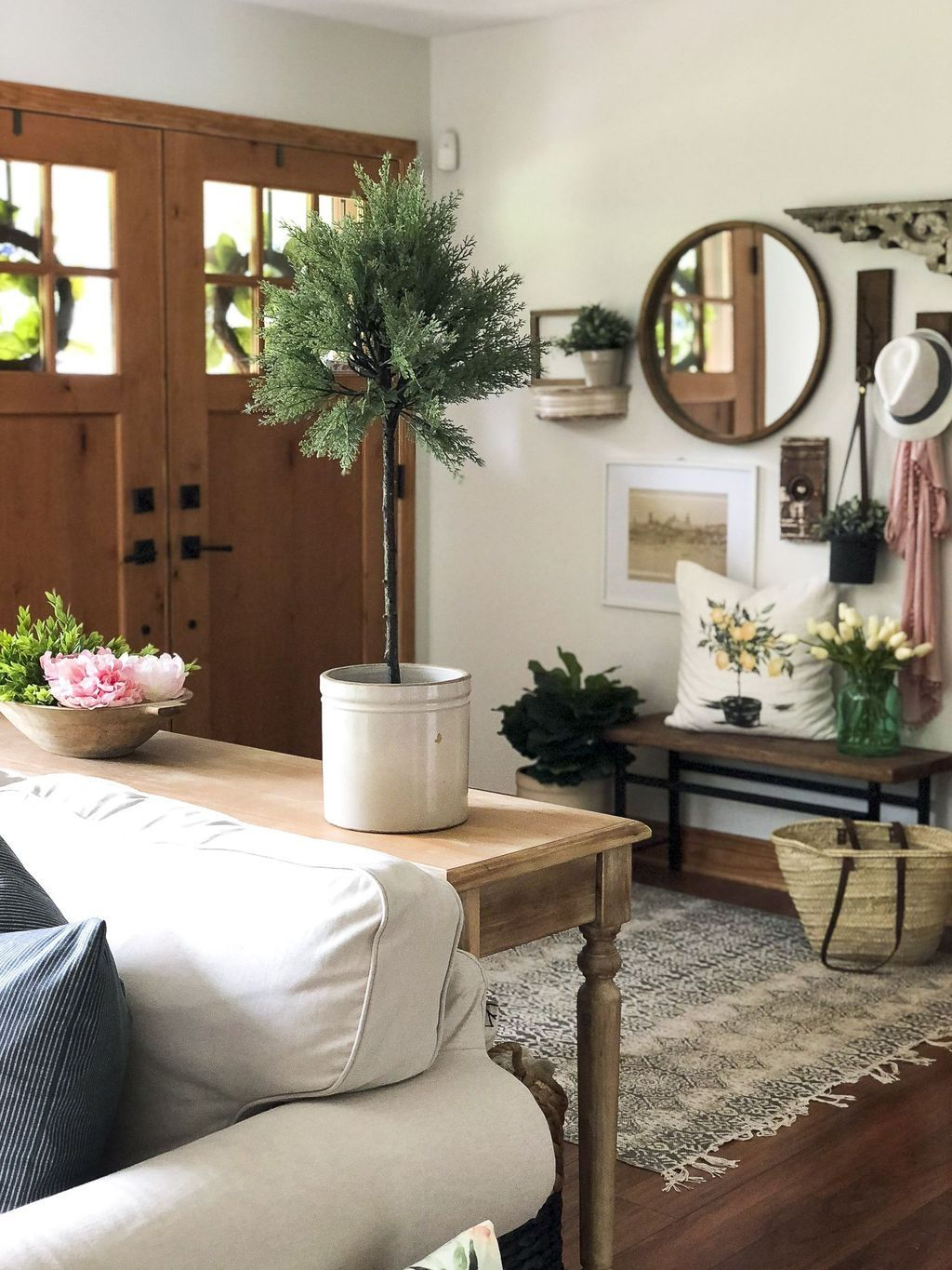 30+ Perfect Home Decoration Ideas For Summer in 2020 | Easy home decor,  Summer living room decor, Summer home decor