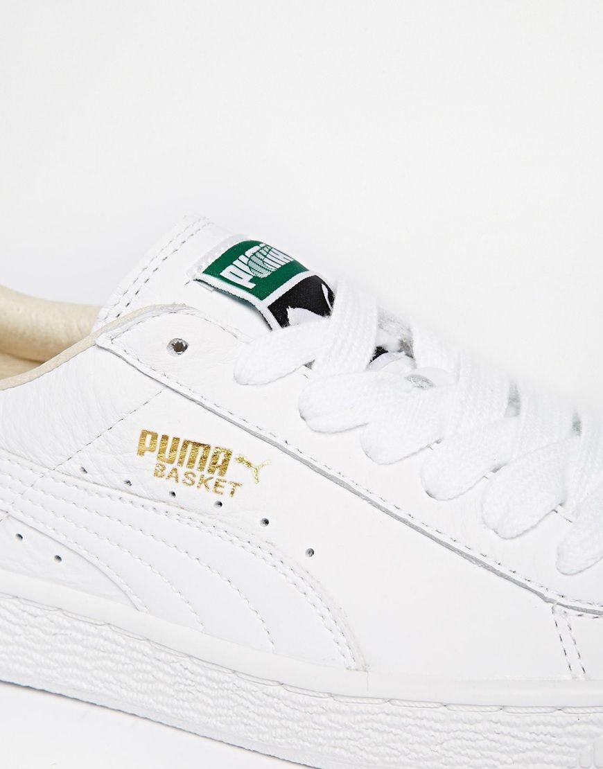 Image 4 - Puma - Baskets classiques - Blanc