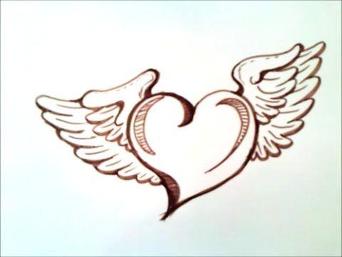 Comment Dessiner Un Coeur Avec Des Ailes Tatuaggi Sacro Cuore Disegno Cuore Sfondi Per Iphone